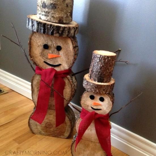 08_Log-Snowmen