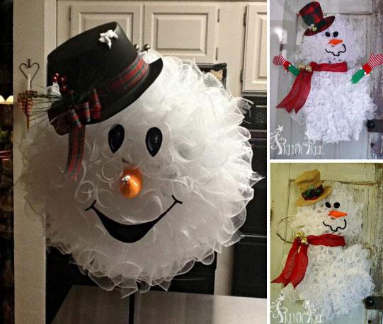 12_Snowman-Wreath