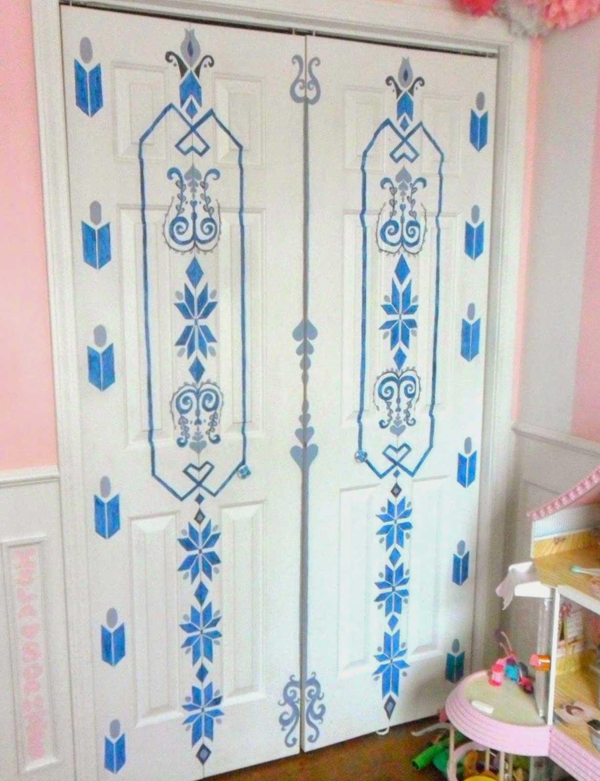 Frozen Themed Room Decor Ideas - YouTube  |Frozen Themed Room