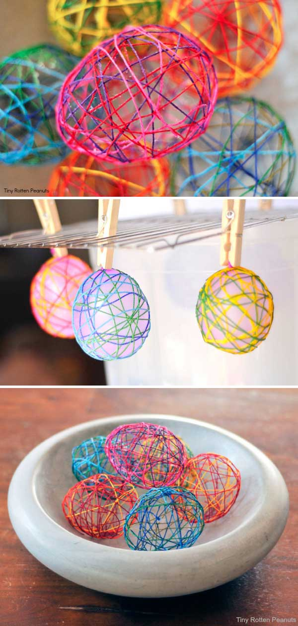 neat craft ideas the 32 most unique and diy easter eggs tutorials 2541