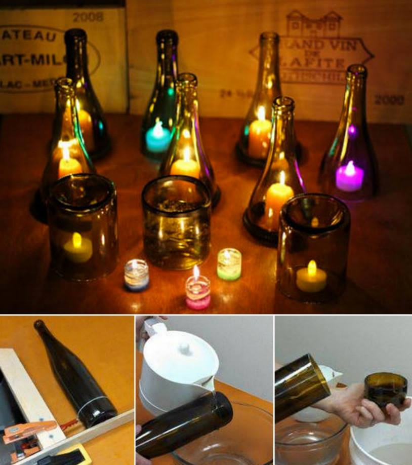 20 Awesome Ideas How To Make Wine Bottle Lights – HomeDesignInspired