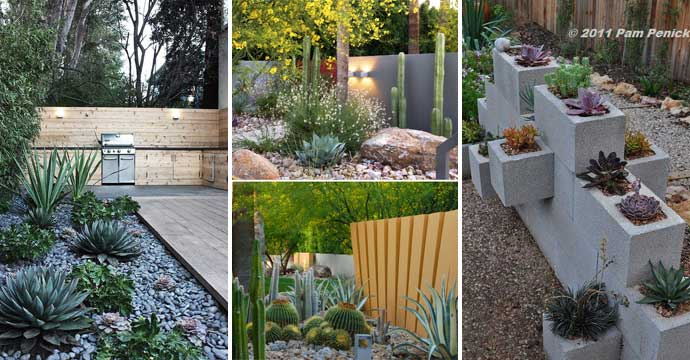 Genial 32 Stunning Low Water Landscaping Ideas For Your Garden