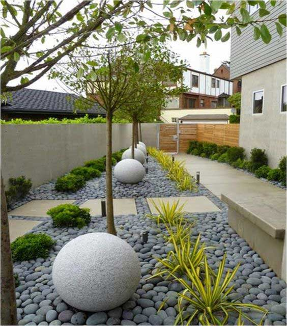 Low water landscape design low water design style gardens for Water landscape design