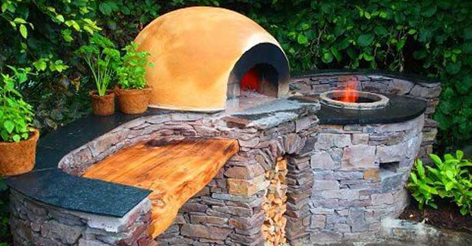 28 Outdoor Wood-fired Ovens Help to Jazz Up Your Backyard Time - 28 Outdoor Wood-fired Ovens Help To Jazz Up Your Backyard Time