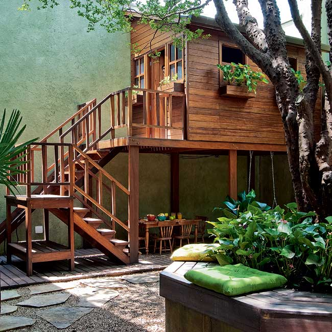 26 fascinating ideas for tiny courtyards with big for Very small courtyard ideas