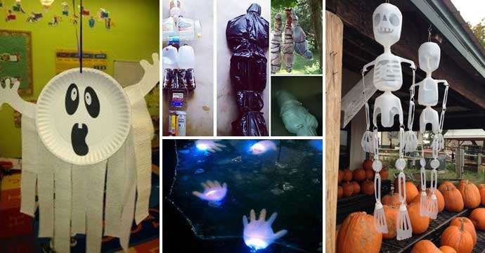 The Most Cheap & Easy Decorations to Jazz Up This Halloween Time