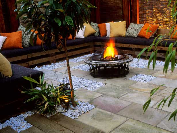 inspiring 1 m fire pit #FirePit #HomeDecor #Backyard