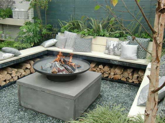 the best wrought iron fire pit #FirePit #HomeDecor #Backyard