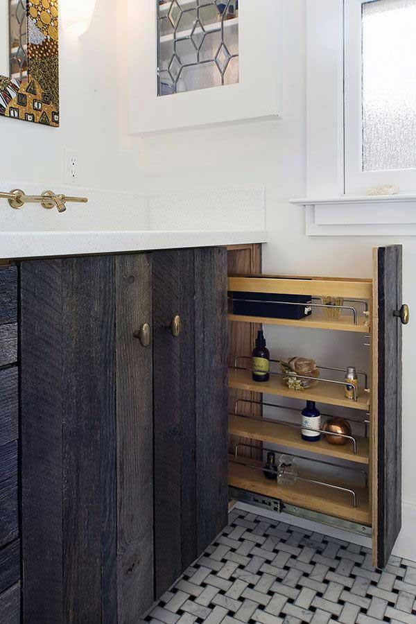 Wall Cabinets Bathroom