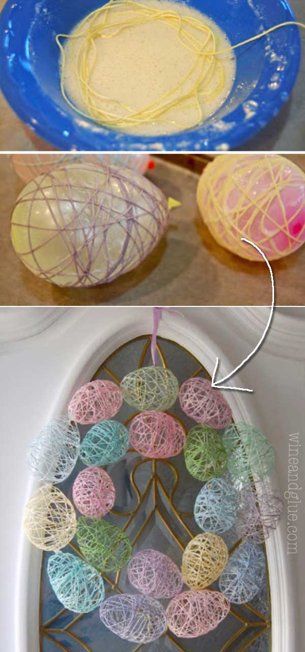 Top 27 Cute and Money Saving DIY Crafts to Welcome The Easter