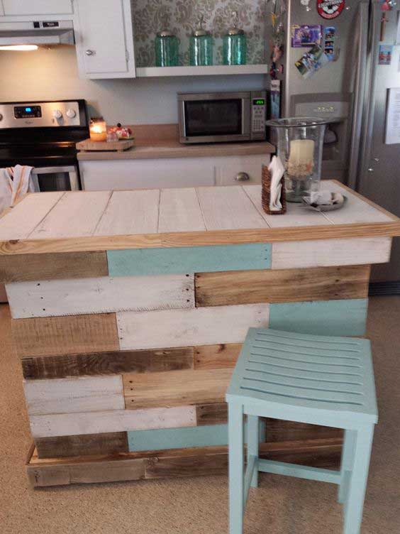 Top 23 Cool Diy Kitchen Pallets Ideas You Should Not Miss Homedesigninspired