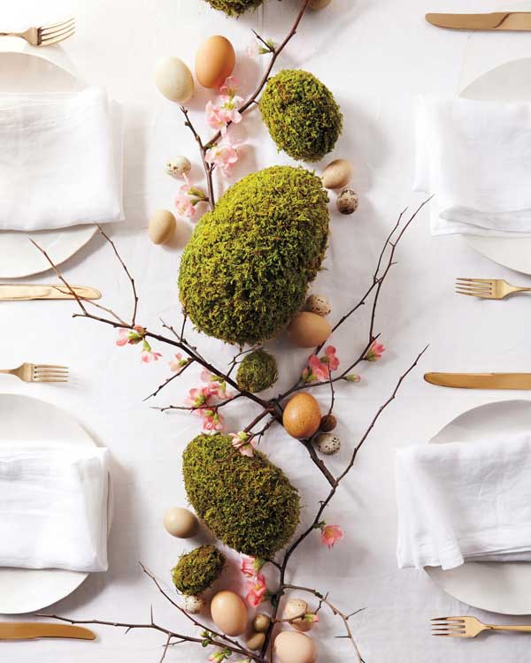 Moreover, Unique Easter Centerpiece Decorations Are Also Suitable For Every  Springtime Home Decor. Have A Look At Our 31 Fabulous Centerpieces, ...