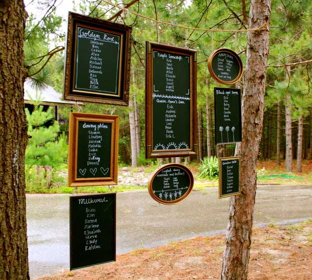 Simple Outdoor Wedding Ideas: The Best 31 DIYs And Hacks To Save Money On Your Wedding