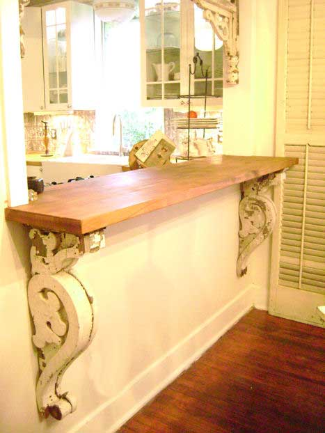 10 Cool Ways To Decorate With Brackets Homedesigninspired