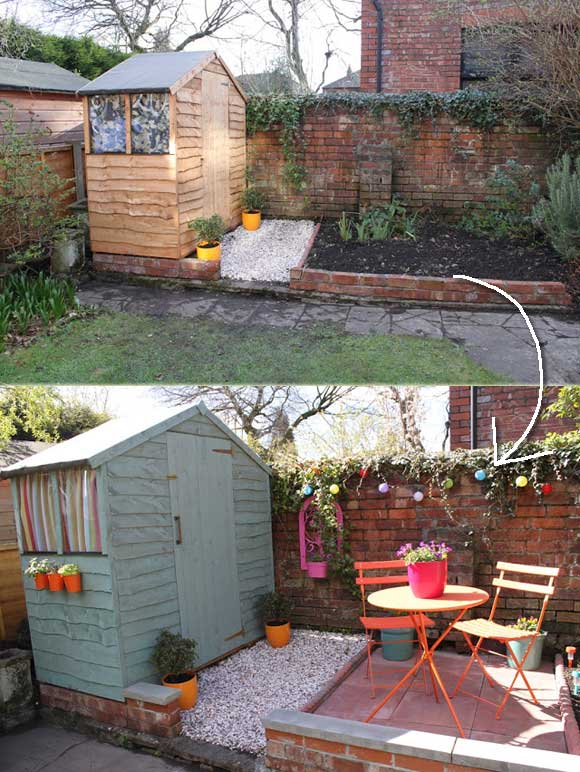 23 Easy-to-Make Ideas Building a Small Backyard Seating ... on Backyard Seating Area Designs id=82045