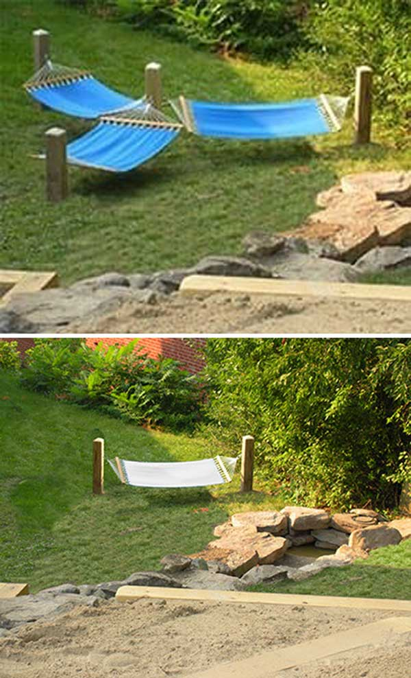 These 27 DIY Backyard Projects For Summer Are Extremely ... on Amazing Backyard Ideas id=66595