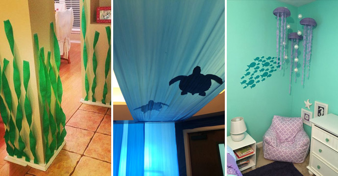 Stunning Under The Sea Decorating Ideas Kids Would Love Sometimes Kid S Room Decor