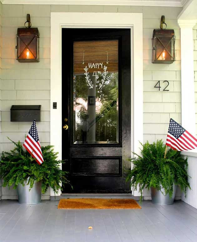 Container Plant Ideas Front Door: 30 Best Front Door Flower Pots To Liven Up Your Home With