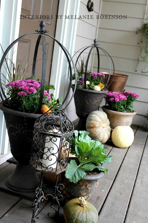 30 Best Front Door Flower Pots to Liven Up Your Home With ...
