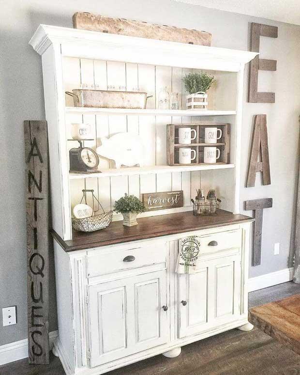 Hdi Home Design Ideas: Top 29 DIY Ideas Adding Rustic Farmhouse Feels To Kitchen