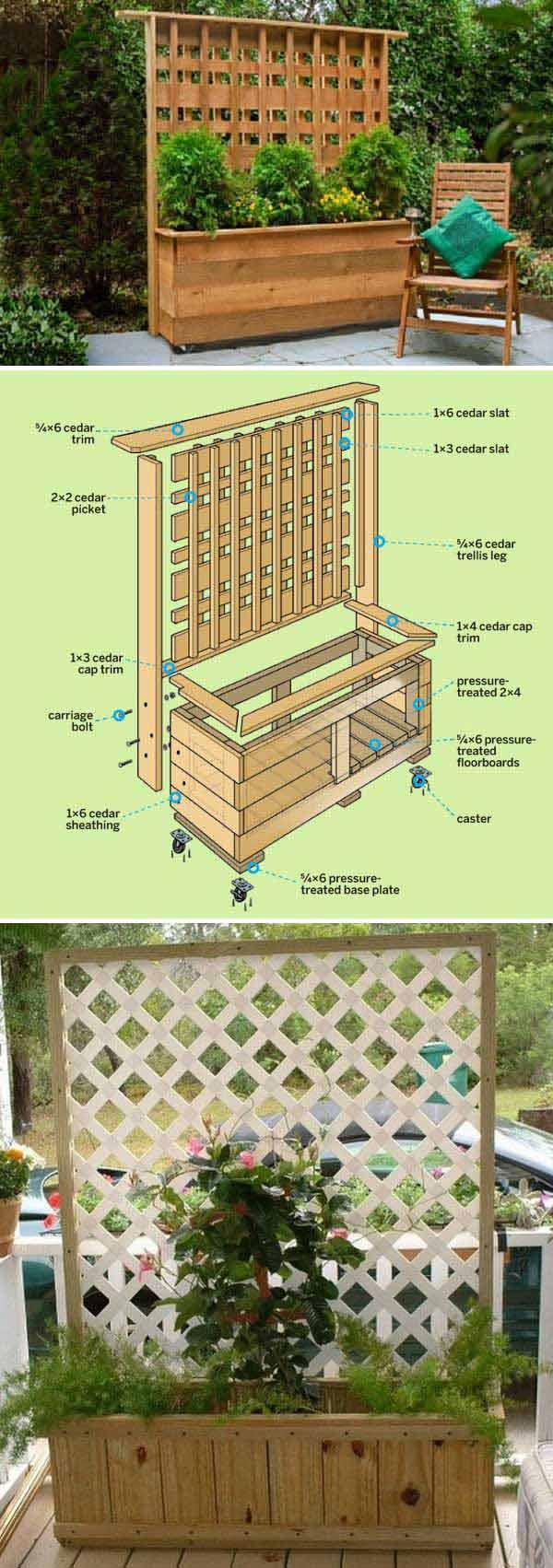 20 Wahnsinnig coole Garten- und Gartenmöbel
