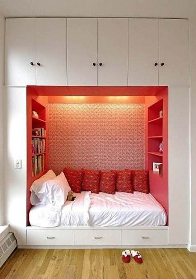 ... Have Extra Storage Space For Clothes, Especially If You Lack Closet  Space. Thinking How? Then View These Bedroom Ideas And Get Ready To Be  Impressed: