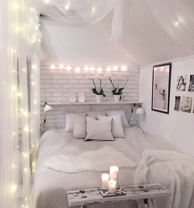 31 small space ideas to maximize your tiny bedroom homedesigninspired - Maximizing space in a small bedroom model ...
