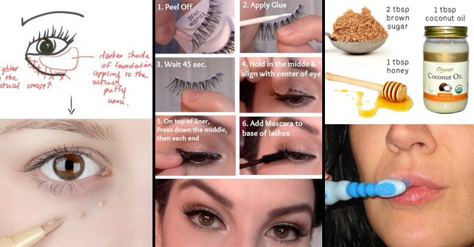 23 Makeup Tips and Secrets Every Women Should Not Miss