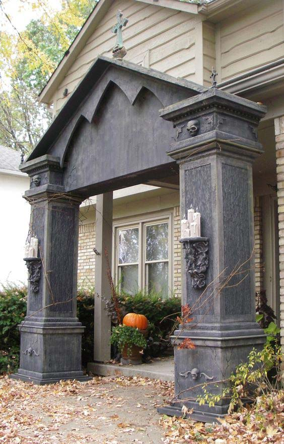 The Most 20 Coolest Halloween Entrance Ideas You Should ...