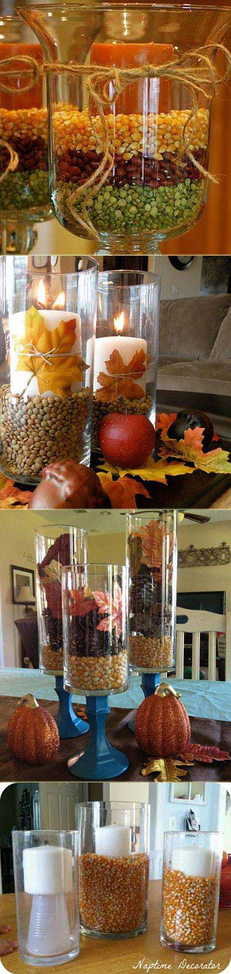 Top cool and budget friendly thanksgiving centerpiece