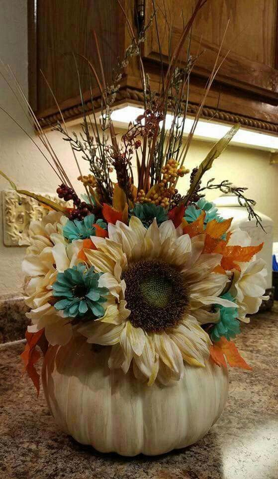 Top 34 Cool And Budget Friendly Thanksgiving Centerpiece