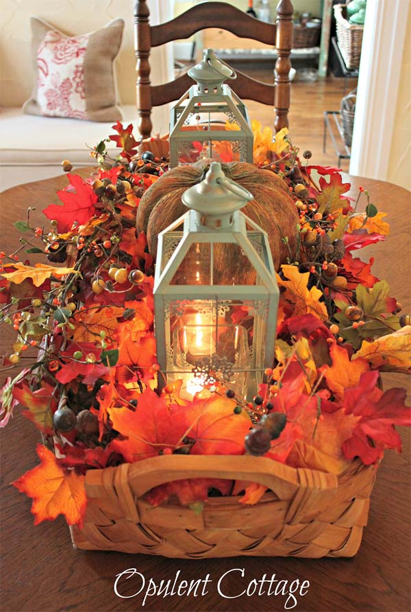 Pleasant Top 34 Cool And Budget Friendly Thanksgiving Centerpiece Download Free Architecture Designs Viewormadebymaigaardcom