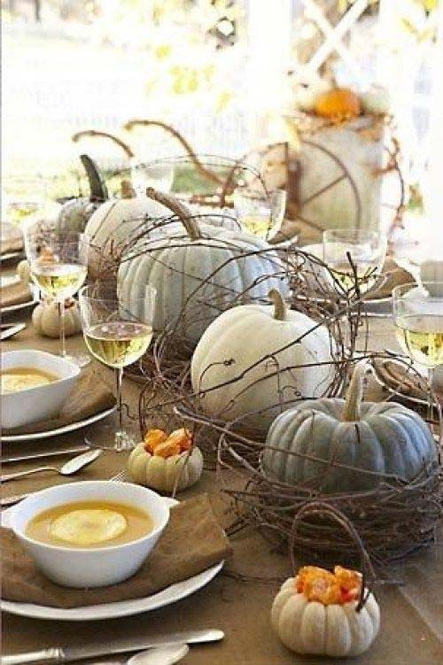 Top 34 Coole und budgetfreundliche Thanksgiving-Ideen