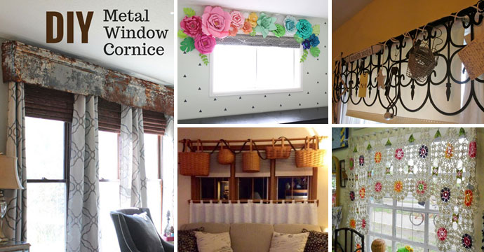 Unique Window Valances Ideas 1