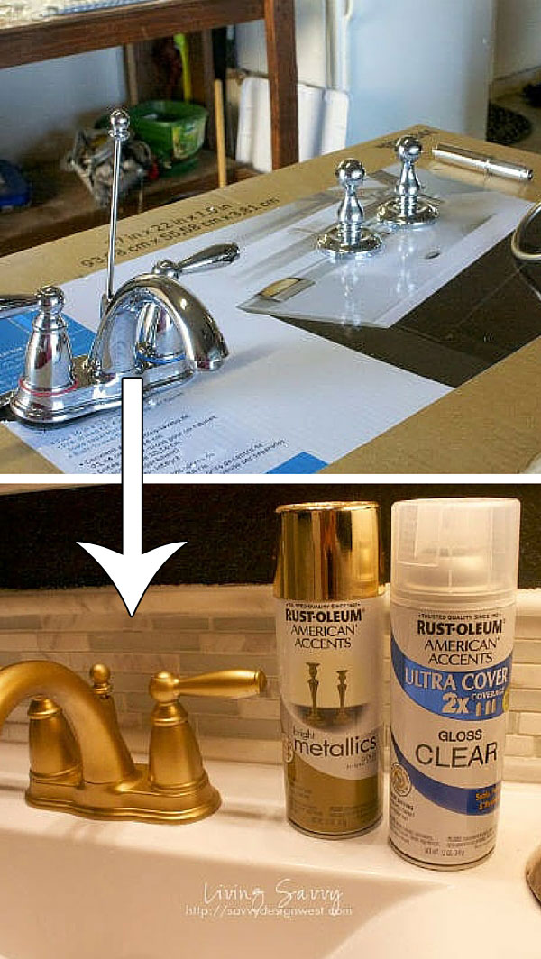 24 Spray Paint Ideas to Make Old Stuff Look More Expensive ...