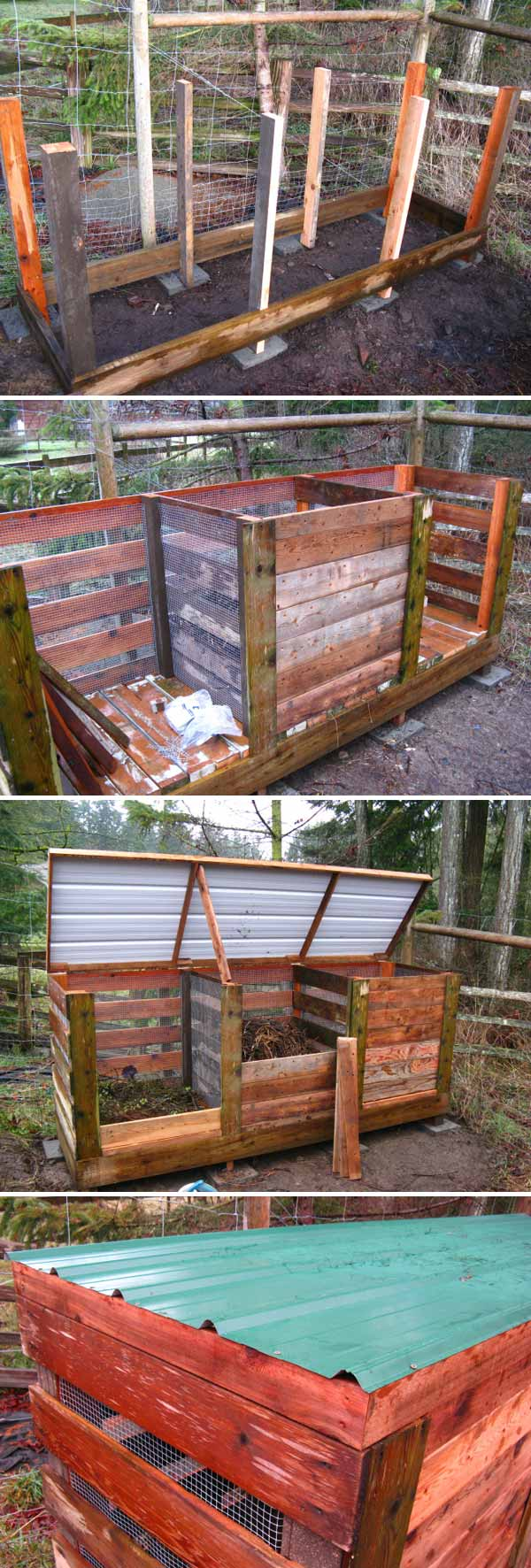 Build The Ultimate Compost Bin