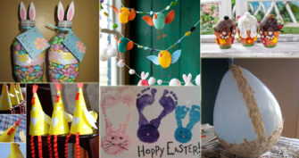Best 31 Easy and Fun Easter Crafts Sure to Amaze Your Kids