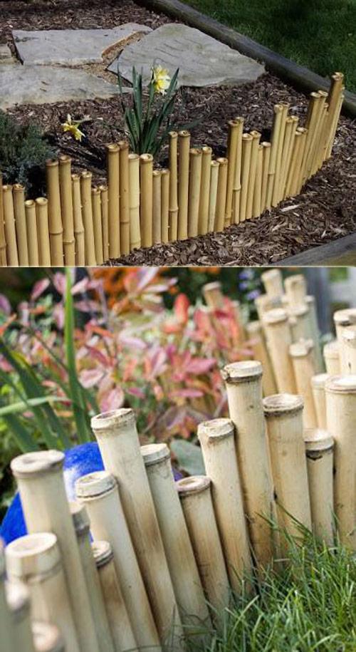 Bamboo Garden Border