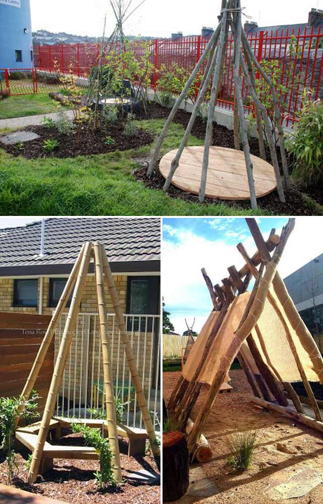 15 Cool And Budget Friendly Projects, Inexpensive Playground Ideas