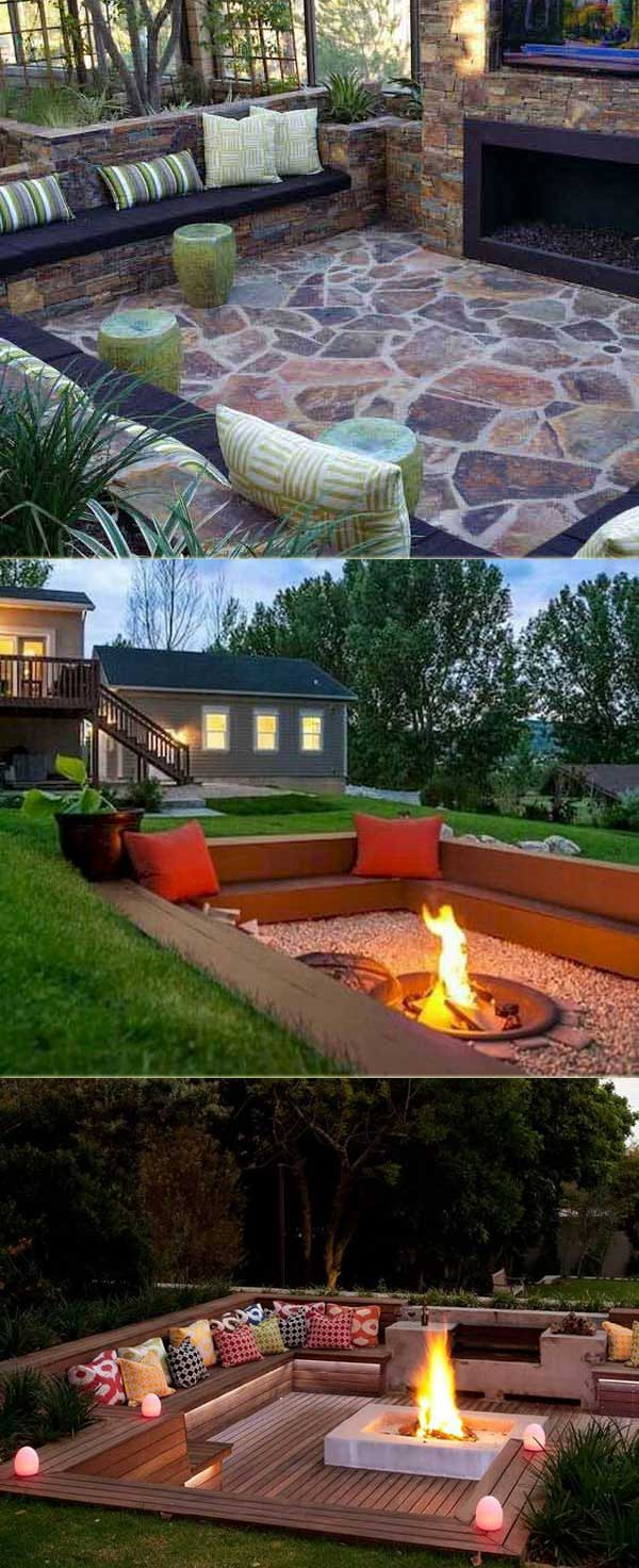 29 Awesome DIY Projects To Make Backyard And Patio More
