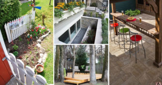 29 Awesome DIY Projects to Make Backyard and Patio More Fun
