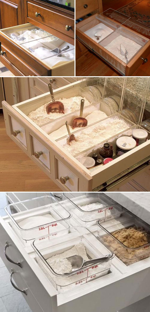 17 Practical Tips to Easily Organize Your Baking Supplies ...