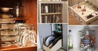 17 Practical Tips to Easily Organize Your Baking Supplies