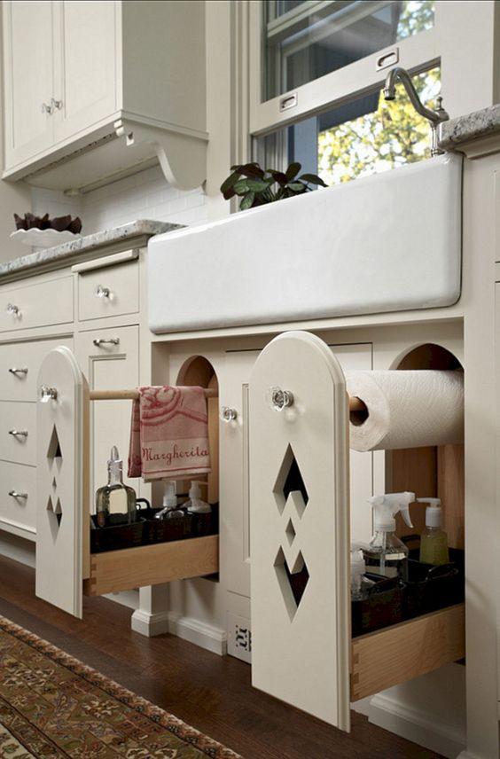 28 Hidden Storage Spots Your Kitchen Might Have Homedesigninspired