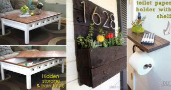 10 Incredible DIY Projects All Can Solve Problem More Than One