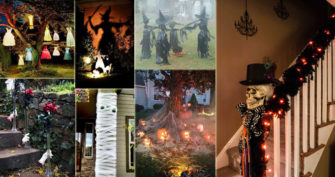 22 Spooky Halloween Decorating Ideas Will Make You Say WOW