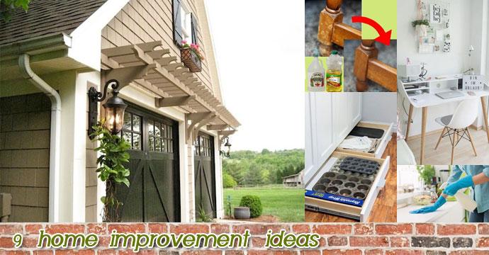 9 Home Improvement Ideas During The Coronavirus Lockdown