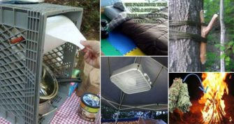 27 Ingenious Camping Hacks and Tips You Must Try This Summer