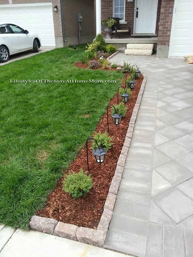 22 Mind-Blowing Front Yard Flower Bed Ideas on Garden Bed Ideas For Backyard id=32601