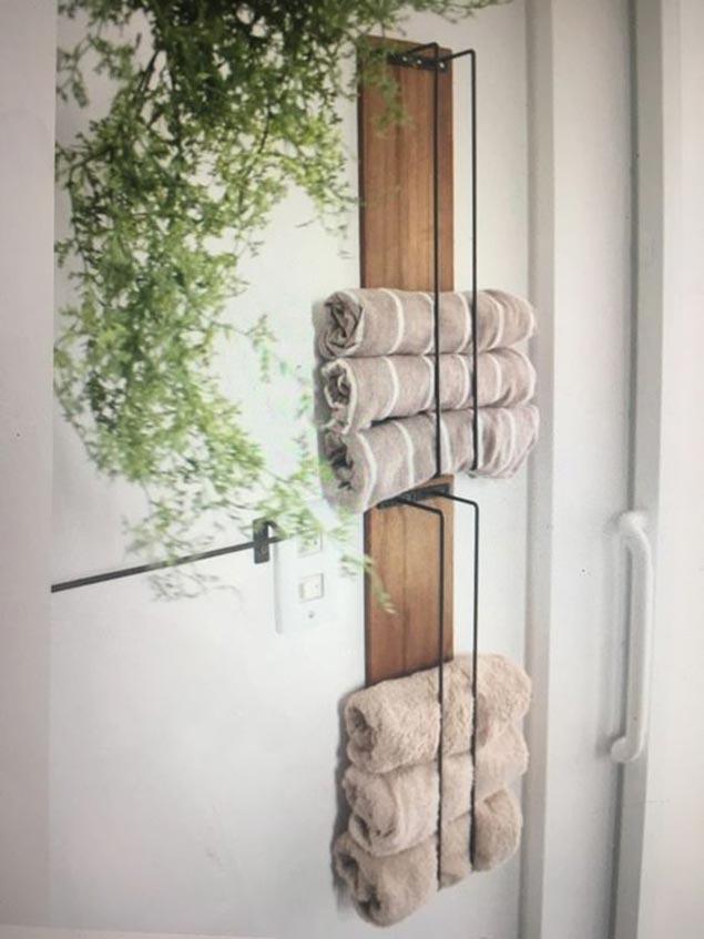 10 Small Bathroom Towel Storage Ideas Homedesigninspired
